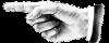 dedo transparente izquierda web